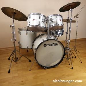 Standard Schlagzeug (Frontansicht)
