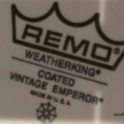 REMO Emperor Vintage (zweilagiges Fell)