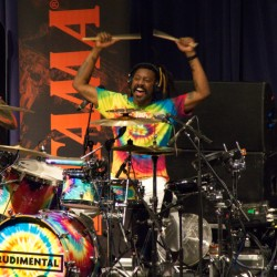 Beanie Bhebhe @ London Drum Show 2016