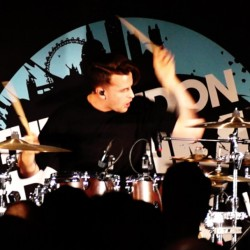 Eddy Thrower @ London Drum Show 2016