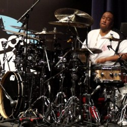 Eric Moore II @ London Drum Show 2016