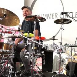 Gabor Dornyei @ Drummer Circle Karlsruhe 2016