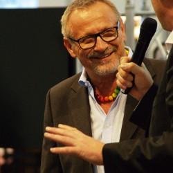 Konstantin Wecker @ Musikmesse Frankfurt 2016