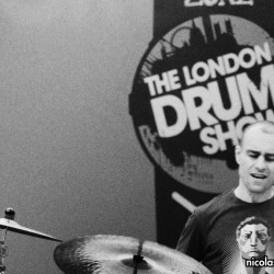 Marko Djordevic @ London Drum Show 2016
