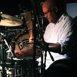 Steve Ferrone @ drumladen 2016