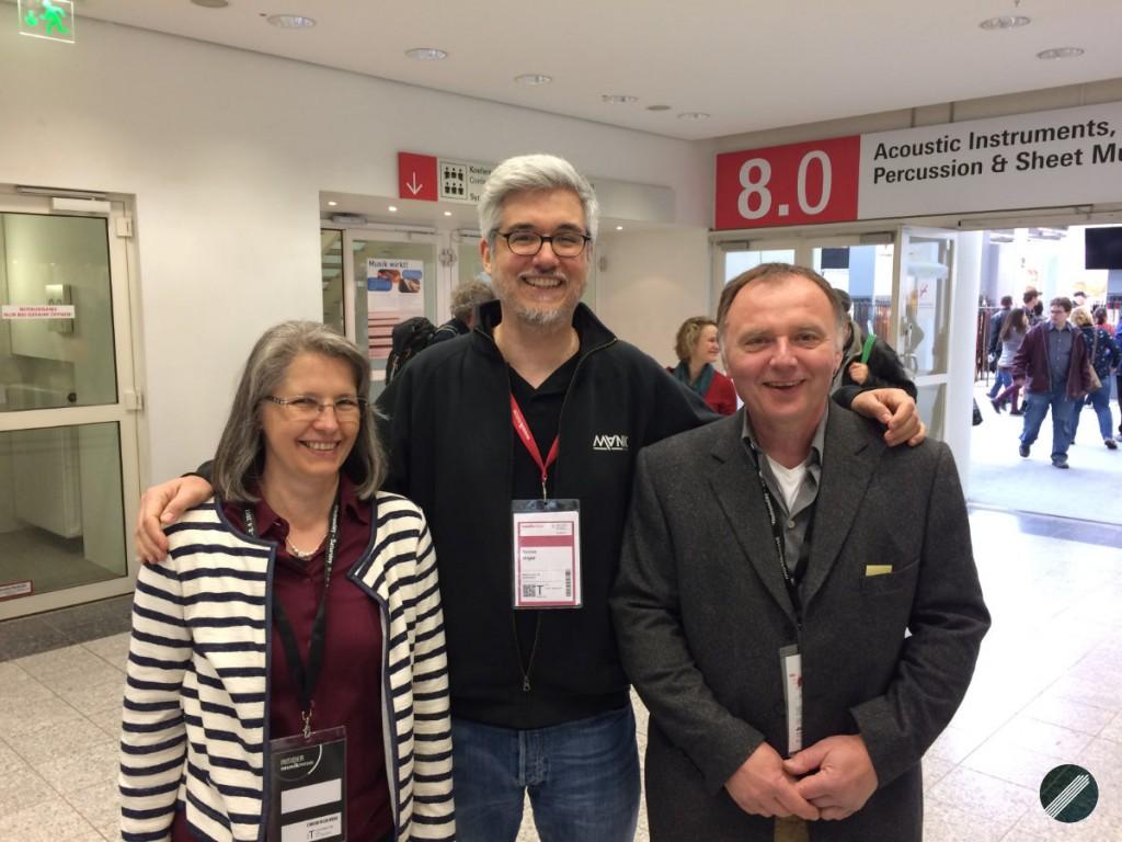 Michaela und Gerd Stegner