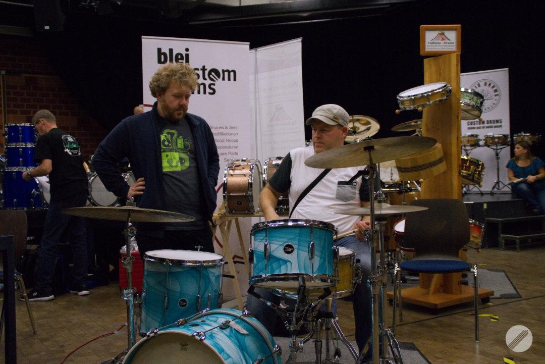blei custum drums