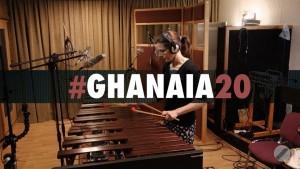#Ghanaia20 - Evgeniya Kavaldzhieva playing Ghanaia by Matthias Schmitt