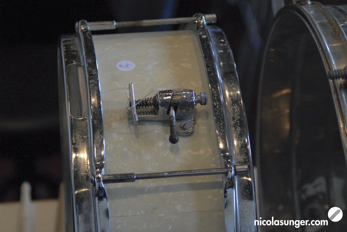 Vintage Snare @ Vintage & Custom Drum Meeting 2018 in Walldorf-Mörfelden Germany