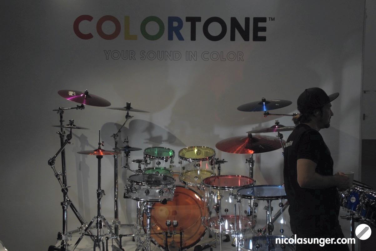 REMO Colortone @ Musikmesse Frankfurt 2018