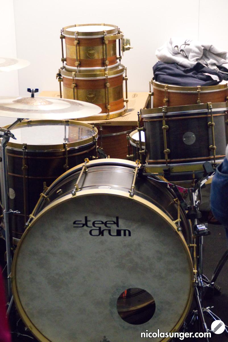 steel drum @ Musikmesse Frankfurt 2018