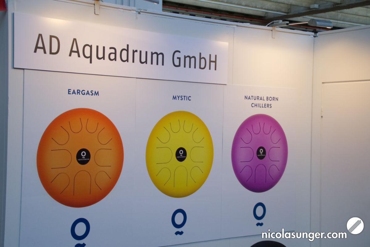 Aquadrum @ Musikmesse Frankfurt 2018