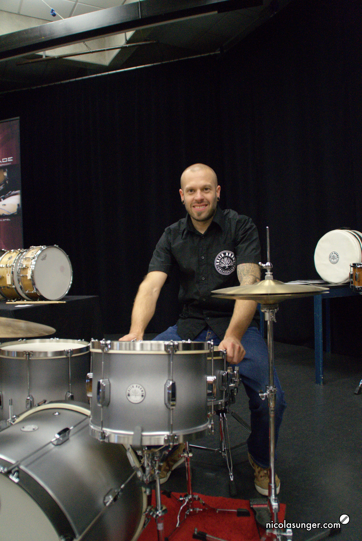Christoph Anlauf - Solid Drums Switzerland