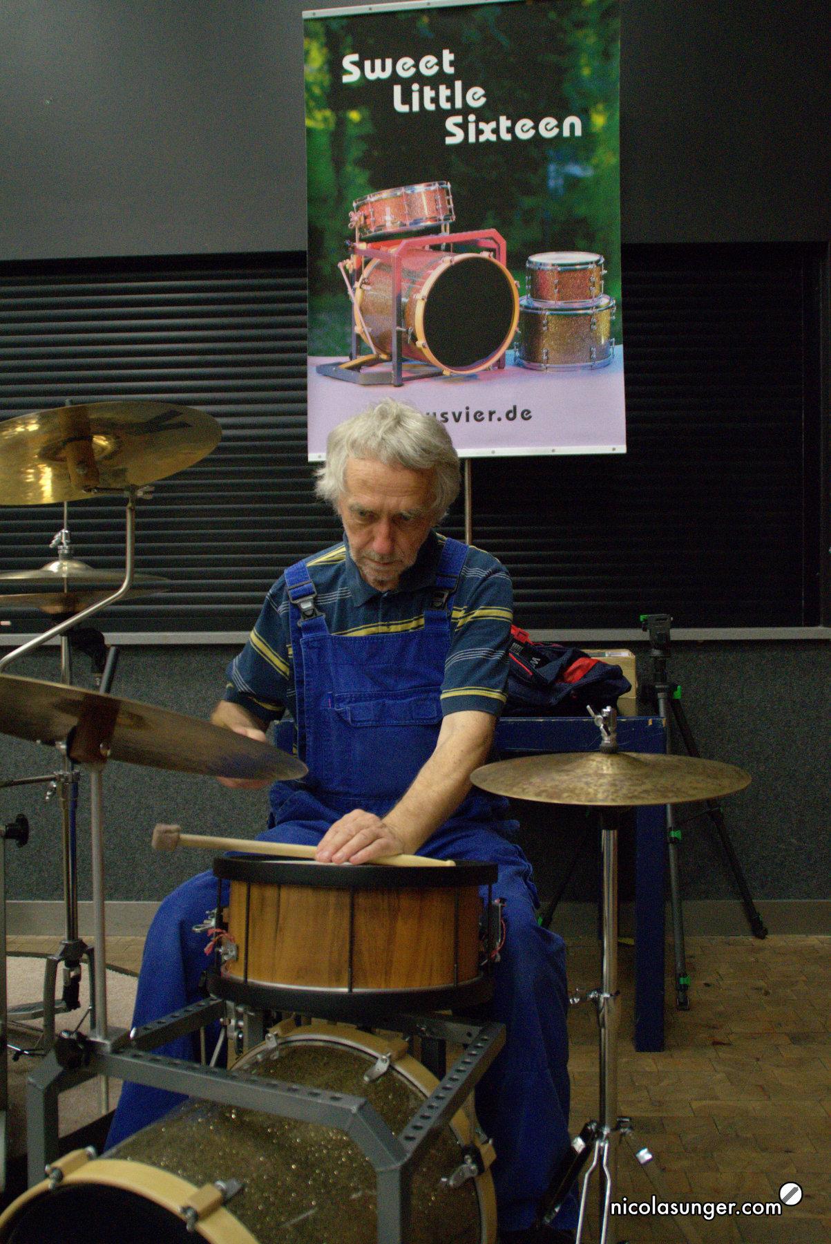 Wilfried Bellinghausen - Opus Vier